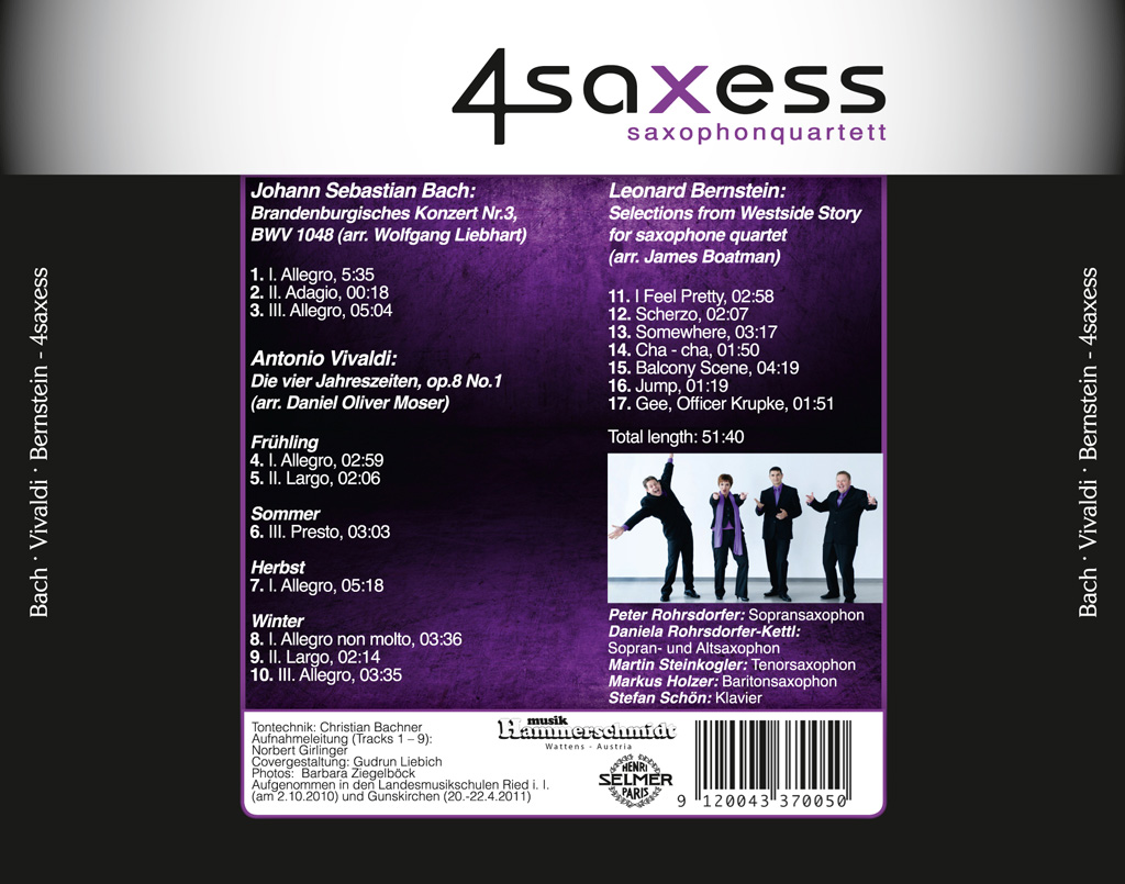 4saxess RS CD